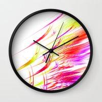 matisse Wall Clocks featuring Matisse by Brian Raggatt