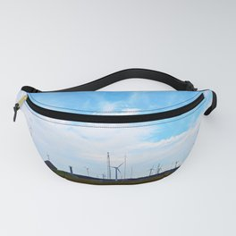 North Cape Wind Farm Fanny Pack
