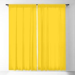 Sunshine Yellow Blackout Curtain