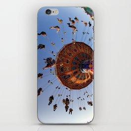 manège couleur iPhone Skin