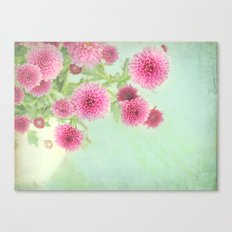 colorful spring Canvas Print