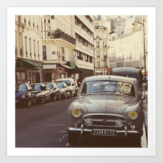 Renault #2 Art Print