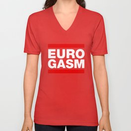 Euro Gasm Unisex V-Neck