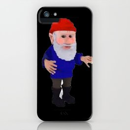 Gnome iPhone Case
