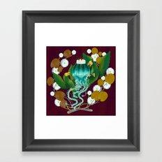 pitigüey Framed Art Print