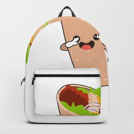 Dabbing Taco Cinco de Mayo Mexican Backpack