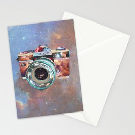 SPACE CAN0N Stationery Cards