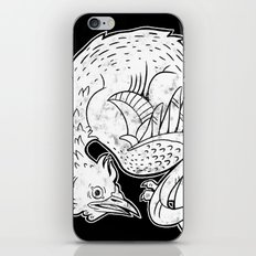 Rooster Print iPhone & iPod Skin