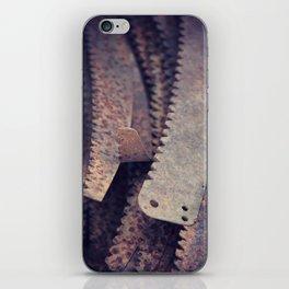 Rust 5 iPhone Skin