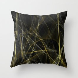 Summer lines 30 Throw Pillow