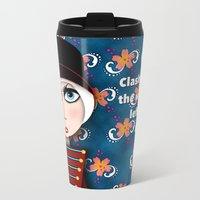 Camille Metal Travel Mug