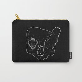 Death Head Sex Head Carry-All Pouch