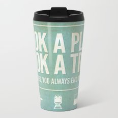 Visual Earworm: Myriad Harbour Metal Travel Mug