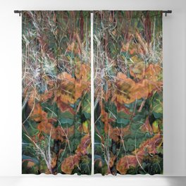 Sheer Magic of Fireweed Seeding Blackout Curtain