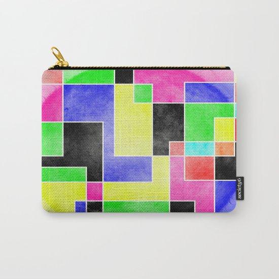 Colour Pieces Carry-All Pouch
