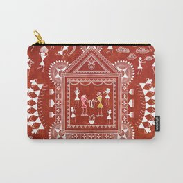 The warli wedding Carry-All Pouch