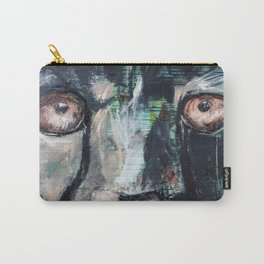 Calico Cheetah Carry-All Pouch