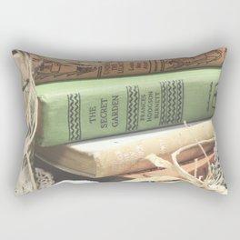Secret Garden Rectangular Pillow