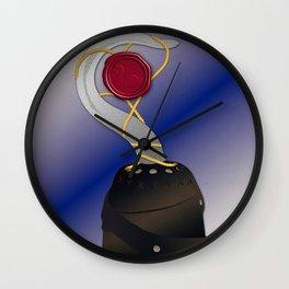 True Love seal Wall Clock