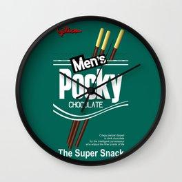 Pocky Packaging - Men's Wall Clock