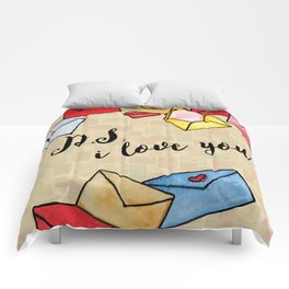 Love Notes Comforters