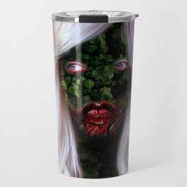 Ghost Of Laura Travel Mug