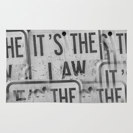 law Rug