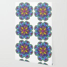 Bejewelled Mandala Wallpaper
