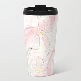 Summer flower meadow Travel Mug