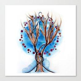 Albero della vita Canvas Print