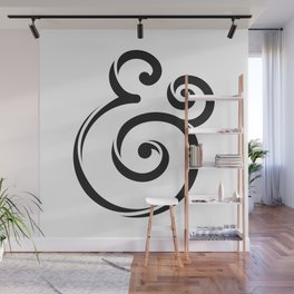 InclusiveKind Ampersand Wall Mural