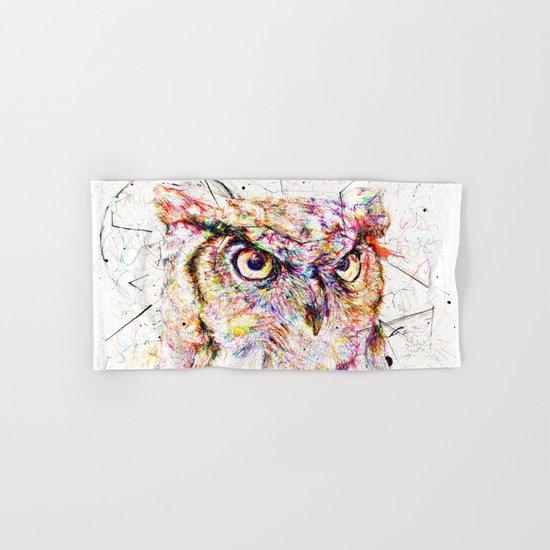 Owl // Ahmyo Hand & Bath Towel