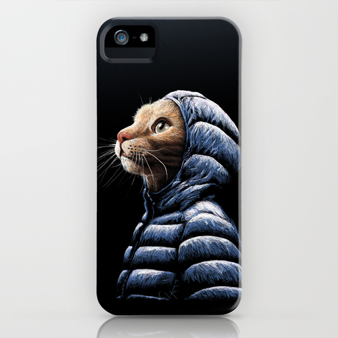 animals and illustration iphone 5 5s cases society6