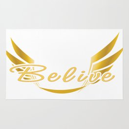 Fly Believe Rug