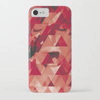 bowie iPhone & iPod Cases featuring Bowie by Aive Trujillo Photography