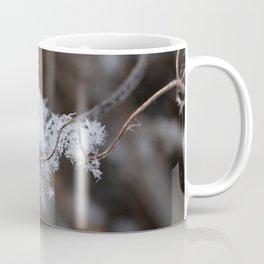 Delicate Snowflake Coffee Mug