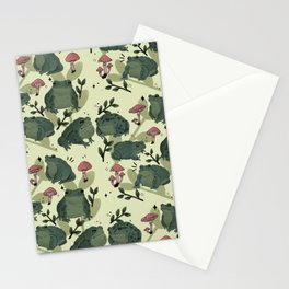 Frog Time Stationery Cards