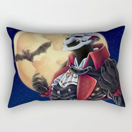 Death Blossom Rectangular Pillow