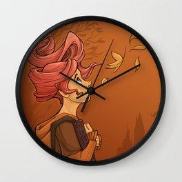 Maybe Next Year Wall Clock