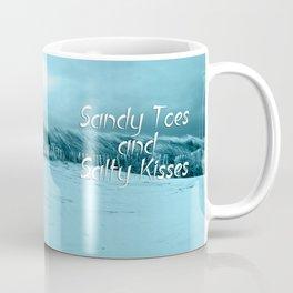 Sand and Kisses Coffee Mug