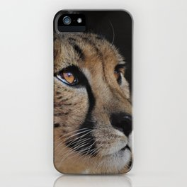 Cheetah Love - Reay of Light Photography iPhone Case