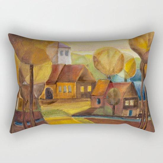 DoroT No. 0005 Rectangular Pillow