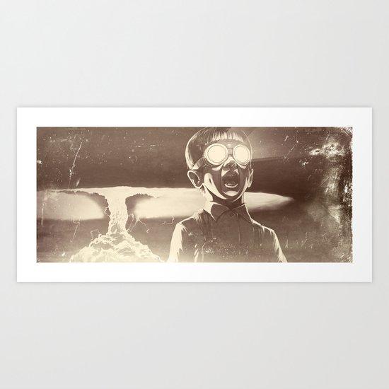 TZAAAR! Art Print