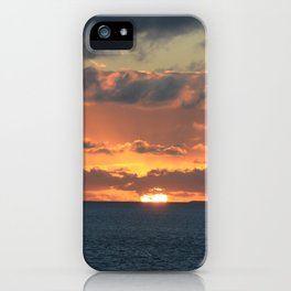 Heavenly Sunset iPhone Case