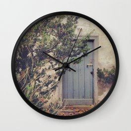Elusive Wall Clock