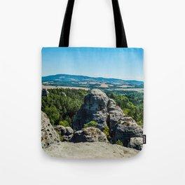 Landcape Tote Bag