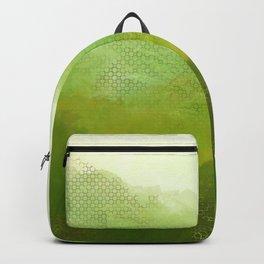 abur on green 2 Backpack