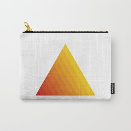 Shdes of Triangle Carry-All Pouch