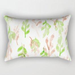180726 Abstract Leaves Botanical 26 Rectangular Pillow