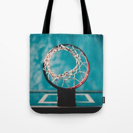 basketball hoop 6 Tote Bag